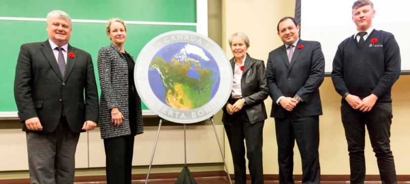 Dr. Roberta Bondar honoured with commemorative coin