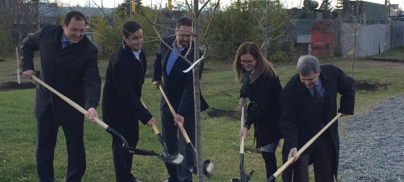 Community Orchard officially inaugurated
